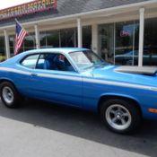 1972 Plymouth Road Runner Rare Petty Blue 440 Pistol Grip ...