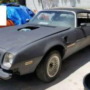 1969 Pontiac Firebird TRANS AM - Project - Classic Pontiac