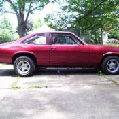 1975 Pontiac Ventura GM X Body Nova , Apollo , Omega - Classic