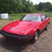 triumph tr7 engine and transmission - Classic Triumph Other