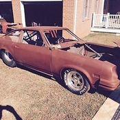 1977 Chevrolet Vega GT Hatchback 2-Door drag racing tube chassis
