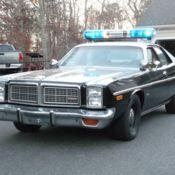 1978 dodge monaco 440 magnum factory police pursuit
