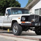 Special Order One-Owner Garaged 1985 Jeep J10 Pioneer 4WD