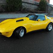 1979 CHEVROLET CORVETTE 383 STROKER EFI - Classic Chevrolet Corvette