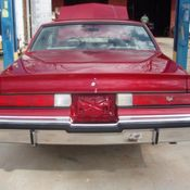 1981 buick regal burgundy restoration project classic buick regal 1981 for sale. Black Bedroom Furniture Sets. Home Design Ideas