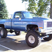 Nissan Of Burleson >> 1984 Chevrolet C20 3+3 long bed - Classic Chevrolet Other ...