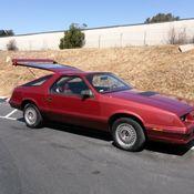 Classic 1986 Chrysler Laser XT Turbo - Classic Chrysler ...