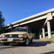 1984 Subaru Dl Wagon Classic Subaru Wagon 1984 For Sale