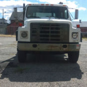 1967 international loadstar 1600 4x4 pto project truck for Bentley motors decatur il