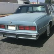 1986 chevy caprice HOT ROD - Classic Chevrolet Caprice 1986 for sale