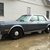 Acura Of Rochester >> 1987 DODGE DIPLOMAT 318 5.2 POLICE CAR PACKAGE CHP LAPD ...