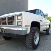 1985 GMC K20 Sierra Classic, 350 V-8, Lifted, Rust Free, 4x4