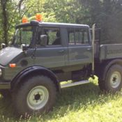 1986 Mercedes Unimog - Classic Mercedes-Benz unimog 1986 for sale