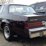1982 Buick Regal T type - Grand National Sport Coupe ...