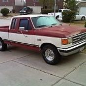 1987 Ford F 250 Xlt Lariat Reg Cab 4x2 One Owner Only