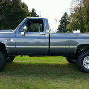 1987 GMC 4x4 k15 or chevy k10 short bed restored lifted with built 350 not a c10 - Classic GMC ...