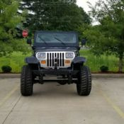 Jeep Yj Axle Width
