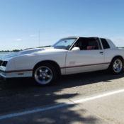 1987 Chevorlet Monte Carlo SS 383 Stroker - Classic Chevrolet Monte
