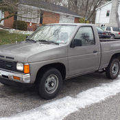 1990 nissan d21 hardbody pickup classic nissan other pickups 1990 for sale. Black Bedroom Furniture Sets. Home Design Ideas