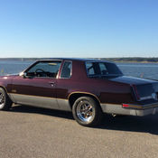 1986 oldsmobile cutlass salon base coupe 2 door 5 0l for 1987 oldsmobile cutlass salon