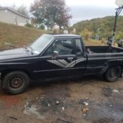 1988 toyota pickup long bed