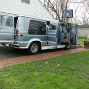 1989 Dodge B250 Star Craft Conversion Van 52L