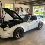Nissan 300zx with VH45DE engine swap - Classic Nissan 300ZX 1988 for