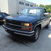 Land Rover Livermore >> 1989 Chevrolet K1500 4x4 Silverado Short Wide Clean One Owner Western Truck! - Classic Chevrolet ...
