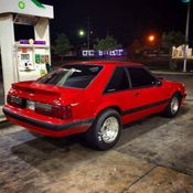 1990 foxbody mustang ls swapped ls nitrous drag car 45k classic ford mustang 1990 for sale. Black Bedroom Furniture Sets. Home Design Ideas