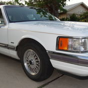 1990 Lincoln Town Car Personal Limousine Very Rare Classic