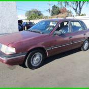 extremely rare 1986 mercury topaz diesel classic mercury topaz 1986 for sale
