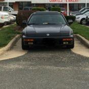 1991 Honda CRX Turbo - Classic Honda CRX 1991 for sale