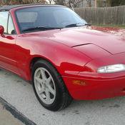 1991 Pit Crew Racing Mazda Miata 1 8 swap JDM RARE KG works Zoom