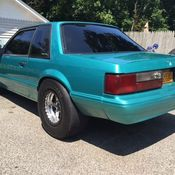1992 Ford Mustang Notch 5 0 - Classic Ford Mustang 1992 for sale