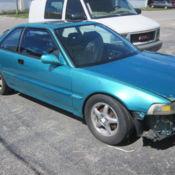 Acura Integra GSR Amazing Condition Senior Owned Low - 1993 acura integra parts