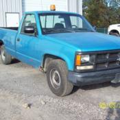 Acura Mission Viejo >> 1993 Chevrolet 1500 stepside truck - Classic Chevrolet C/K ...