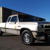 1993 w250 transmission