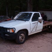 Valley Hi Nissan >> 1989 v6 DUALLY TOYOTA TRUCK 1 TON 10FT STAKE BED FLAT BED - Classic Toyota Dually V6 1989 for sale