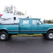 ford f350 long bed 1997