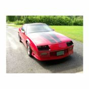 1992 Chevy Camaro Z28 25TH Anniversary heritage edition with