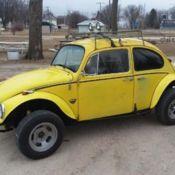 68 VW Baja Beetle Full Restoration Dune Buggy - Classic Volkswagen