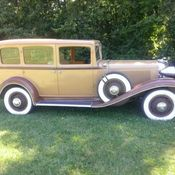 1931 chrysler 70 brougham 2 dr sedan 6 cylinder with title for 1932 plymouth 4 door sedan