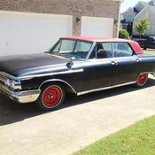 1962 Mercury Monterey Custom S 55 6 4l 390 4bbl Bucket