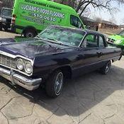 1964 Impala Air Ride Pin Striping Chevy 350 Astro