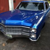 1966 Cadillac Calais Classic Cadillac Deville 1966 For Sale