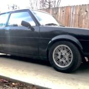 1981 Toyota Corolla 53 Chevy With Turbo Te72 Coupe Gto 88 Rear End