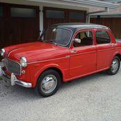 FIAT 1100 SPORT MANDARINI - Classic Fiat Other 1964 for sale