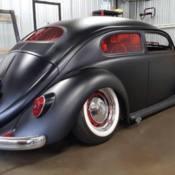 vw beetle classic custom chopped top classic volkswagen beetle