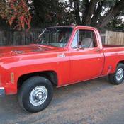 Arlington Heights Lexus >> Chevy Bonanza Spirit of 76 pickup truck cheyenne 1973 1974 ...
