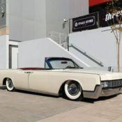 1961 Lincoln Continental - Customized & Clean - Air Ride